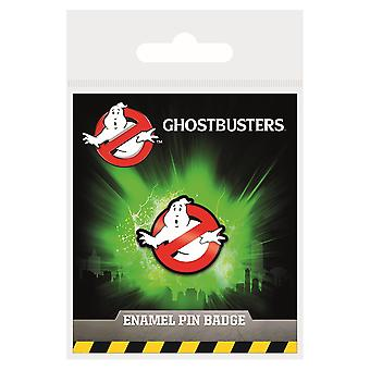Ghostbusters Emaille Logo Abzeichen