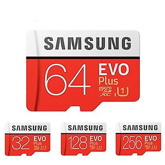 Evo+  Micro Sd 32g Sdhc 80mb/s Grade Class10 Memory Card C10 Uhs-i Tf/sd Flash
