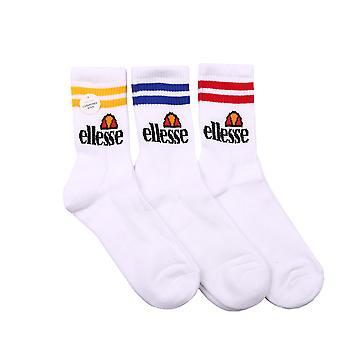 Ellesse Unisex Socks Pullo Triple Pack SAAC1208