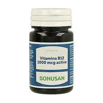 Aktiivinen B12-vitamiini 1000 mcg 90 yksikköä