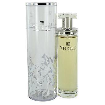 Thrill Eau De Parfum Spray By Victory International 3.4 oz Eau De Parfum Spray