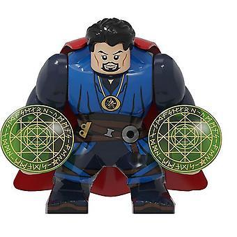 Super Hero Big Size Rakennuspalikat hahmot, Rautatappaja