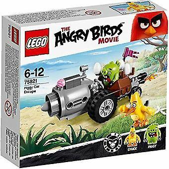 Lego the angry birds movie piggy car escape 75821