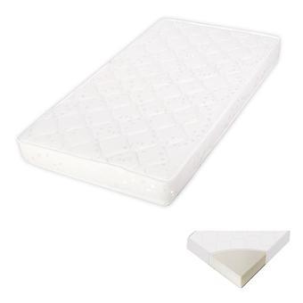 Lorelli cuna colchón Sweet Dream 120x60x10 cm cubierta suave desmontable lavable