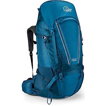 Lowe Alpine Diran 55:65 Backpack - Monaco/Azure