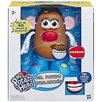 Potato Head – Mr Potato Parlanchin (Hasbro E4763105)
