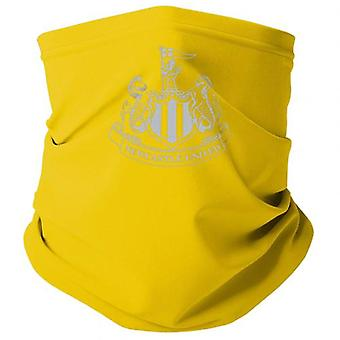 Newcastle United Reflective Snood Yellow