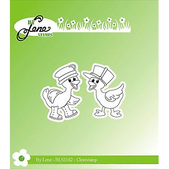 By Lene Ducklings Clear Stamps