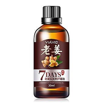 Hair Growth Dense Regrowth Ginger Serum Oil (a1)