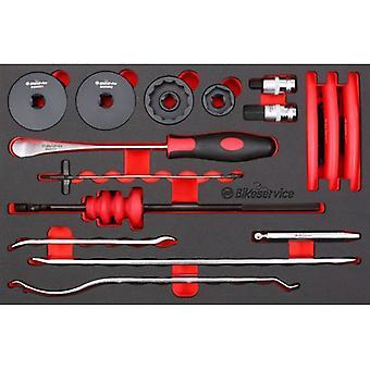 Bikeservice Tools wheel and tyre maintenance kit