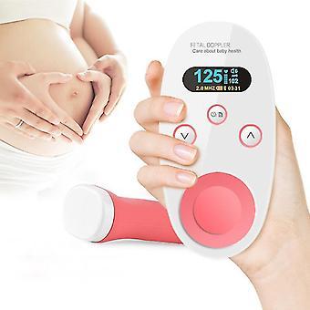 Keine Strahlung fetaldoppler Baby Herzschlag Monitor Haushalt schwangere Baby Ultraschall Herzschlag Sound Monitor Stethoskop