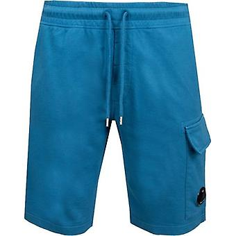C.P. Company Lens Fleece Shorts