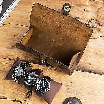 3-slots, Watch Storage, Chic Vintage, Watch Holder Box