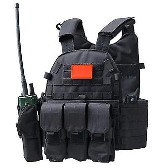Body Armor Jpc Plate Carrier Vest, Paintball Gear Bear Vest