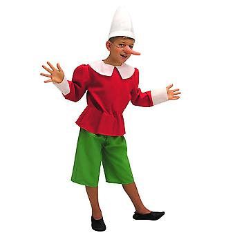 Déguisement Pinocchio enfant