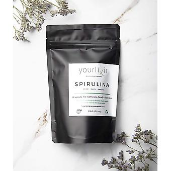 Organic Spirulina Beauty & Wellness Powder