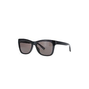 Balenciaga BB0151S 001 Black/Grey Sunglasses