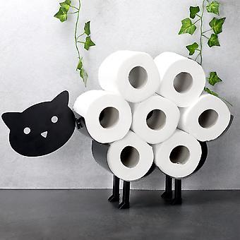 Katt toalett rullholder | Pukkr