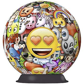 FengChun 3D-Puzzle,Emoji-Motiv,72Teile