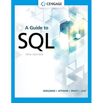 A Guide to SQL by Mark Gaston College ShellmanHassan econn Chief Information Officer AfyouniMary LastPhilip Grand Valley State University Pratt