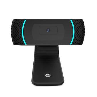 USB Webcam 2K PC Camera Plug and Play with Bulit-in Microphone