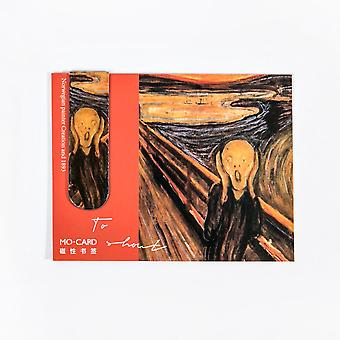 Art Diy Dekorativ Bokmärke Sida