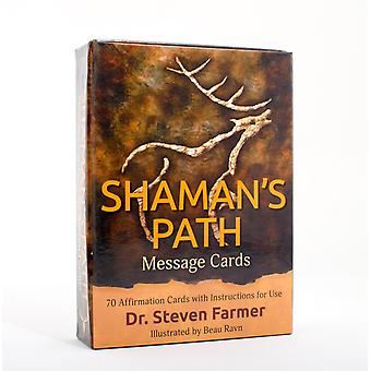 Shaman's Path Message Cards 9780995364295