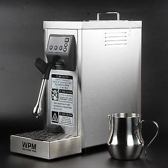 Automatic Professional Milk Steamer With Temperature Setting/stainless Steel