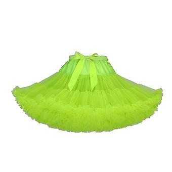 Puffy Underskirt Cosplay Party Short Dress