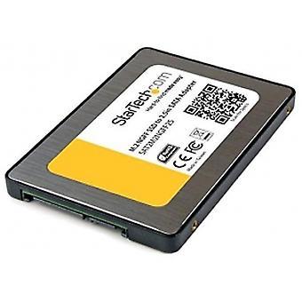 M.2 SSD כדי 2.5in SATA III מתאם NGFF מוצק כונן ממיר עם דיור מגן