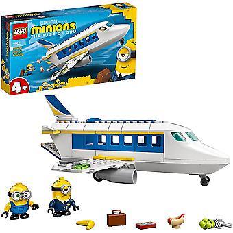 LEGO 75547 Håndlangere Minion Pilot under træning