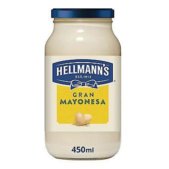 Majonéza Hellmanns (450 ml)