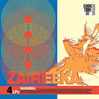 Flaming Lips - Zaireeka 4x LP Coloured Vinyl