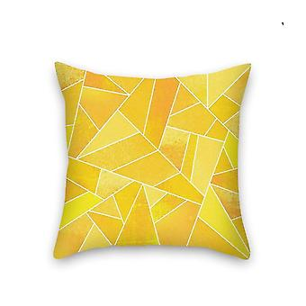 Home Textile Simple Striped Geometric Throw Cushion Pillow