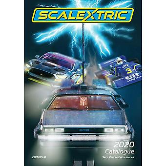 Scalextric C8185 2020 Catalogue Edition 61 A4 Size