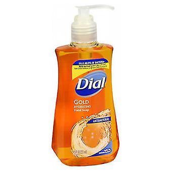Dial Dial Antibacterial Liquid Hand Soap, Gold 7.5 oz