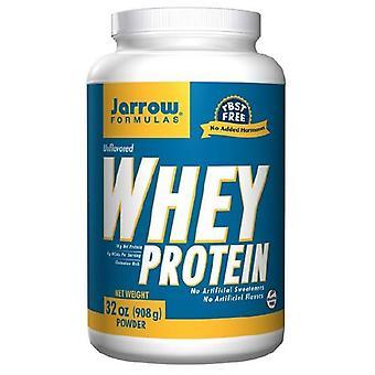 Jarrow Formulas Whey Protein All Natural, 32 oz, 908 mg, (2 libbre)