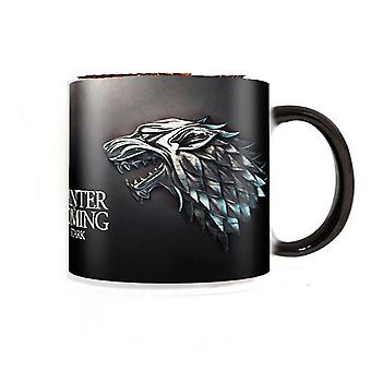 A Song Of Ice And Fire Mug Ceramic Color Cup Animated