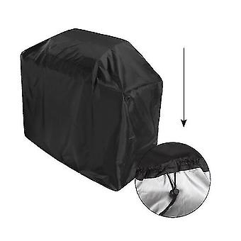 210d Oxford Cloth Grill Cover Grill Cover, Heavy Duty Gas Grill Cover Weather(80* 66*100CM)