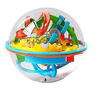 Copoz 118 nivele Challenge Orbit Maze Ball Game 3D Maze Ball Jucării educative pentru copii Labirint magic