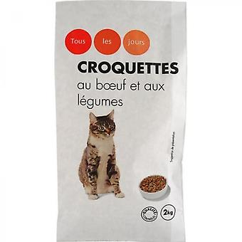 Every Day - Beef Multi Croquette - For Cat - 2kg