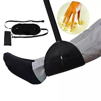 Portable Memory Foam Carry-on Foot Rest