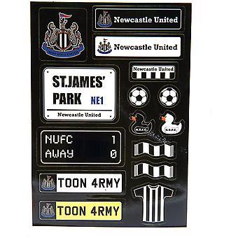 Súprava nálepiek Newcastle United FC