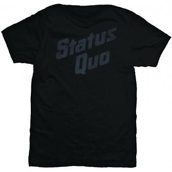 Status Quo Vintage Retail Mens T Shirt: Large