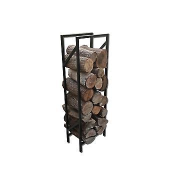 Brennholzregal für den Innenbereich - Lagerregal Brennholz - Stahl