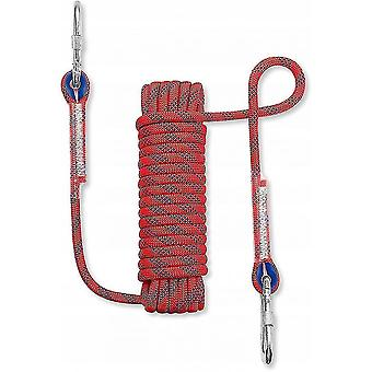 Ropes hardware cable climbing rope rope braided linen rope climbing rope 10 meters red 12mm climbing rope