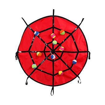 Детская игра Дартс Набор Ткань Дартборд с 10 Липкими шариками