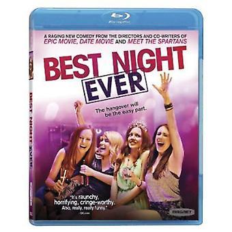 Bästa natten någonsin [BLU-RAY] USA import