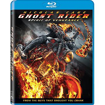 Ghost Rider: Hengestä Vengeance [BLU-RAY] USA tuonti
