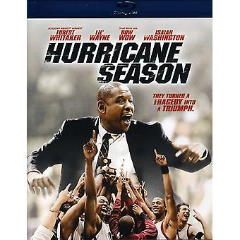 Hurricane Season [BLU-RAY] USA import